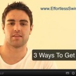 3 Ways To Swim Faster