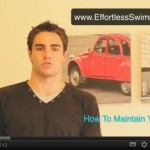 How to Maintain Your Swim Pace in a Triathlon