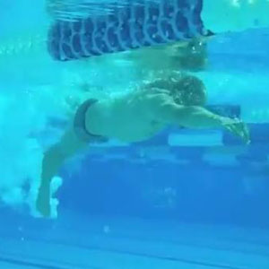 How to Swim Higher in Freestyle
