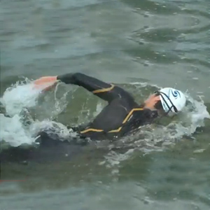 Open Water Swimming Tip – Punch & Flow