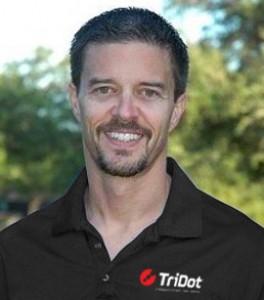 Jeff Booher of Tridot
