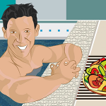 Quick Food Preparation For Hungry Swimmers