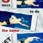 Three Ways To Do The Same Set
