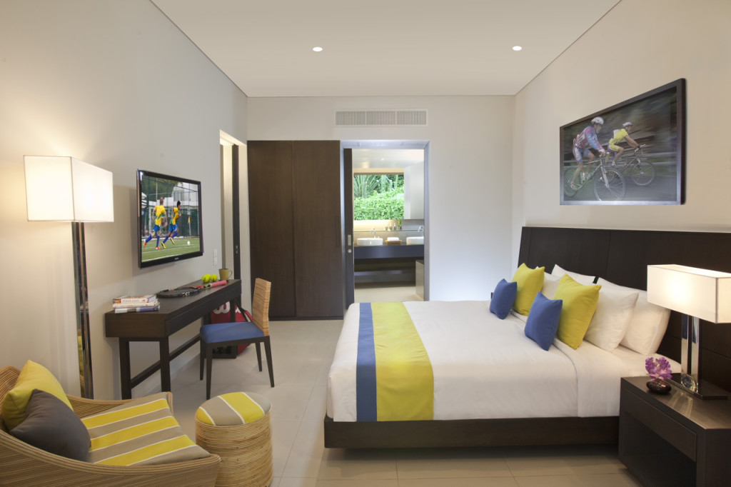 Luxury accommodation: King Room