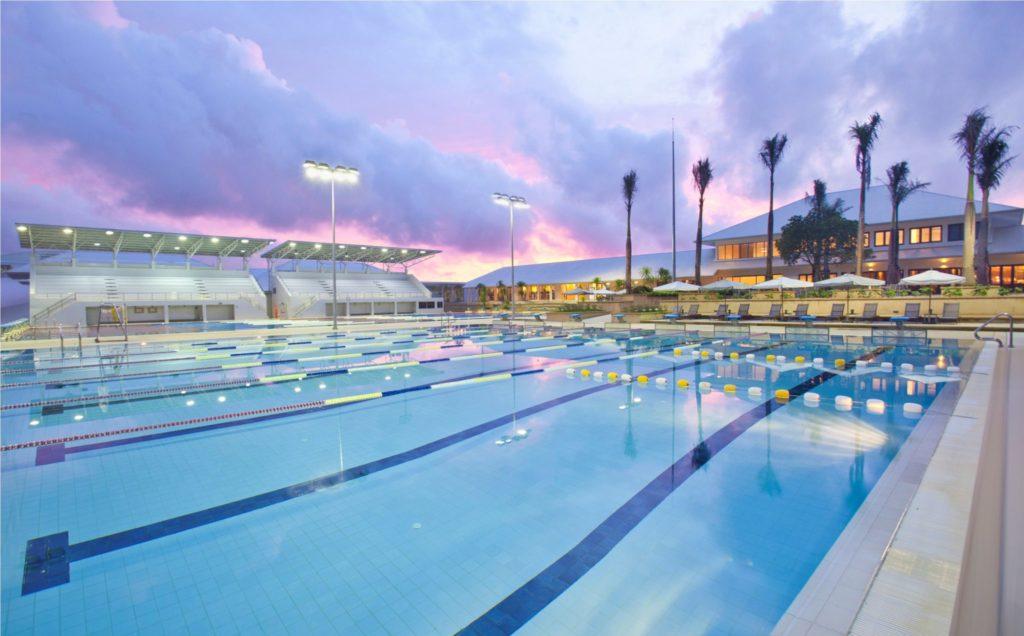 2018 Hell Week Swim Training Camp Thanyapura Phuket Thailand Effortless Swimming
