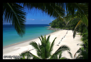 Naithon Beach: Your open water training location