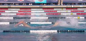 Kate Ledecky World Record 400m Freestyle
