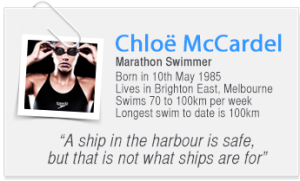 How You Can Swim The English Channel Swimming with Chloe McCardel