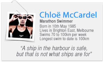 How You Can Swim The English Channel – Podcast with Chloe McCardel