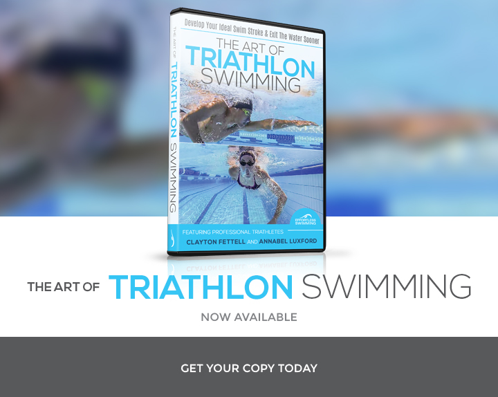 The Art of Triathlon Swimming