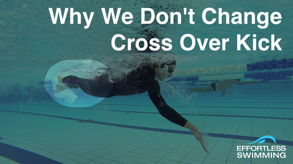 Why We Don't Change A Cross Over Kick