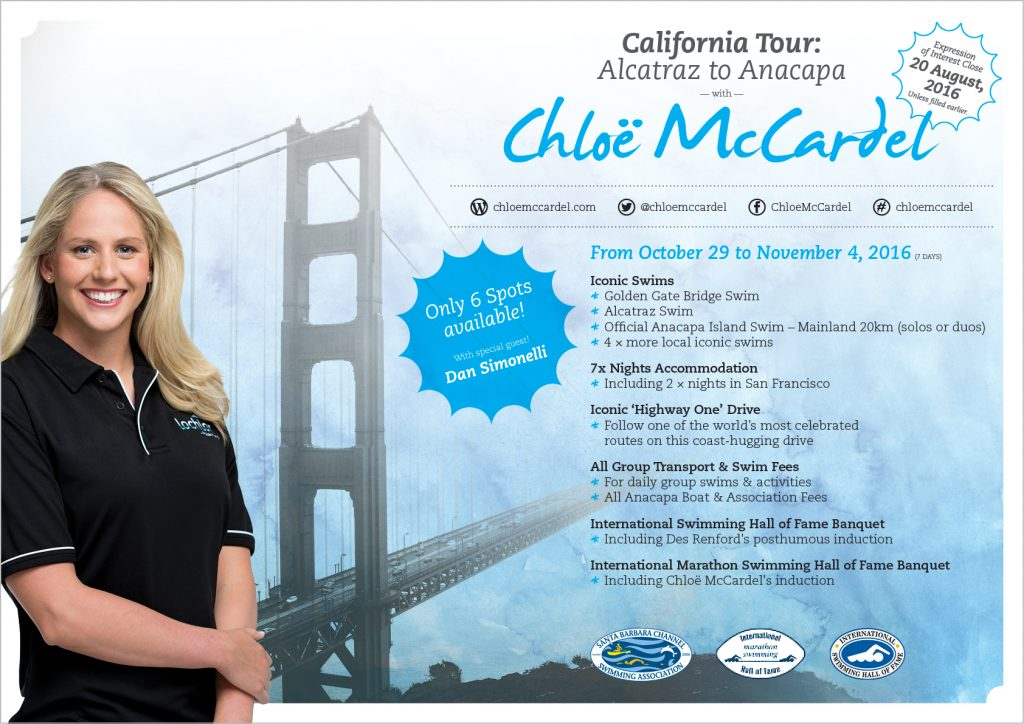 Chloe California Tour