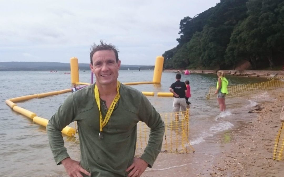The Best Places to Swim with Simon Griffiths