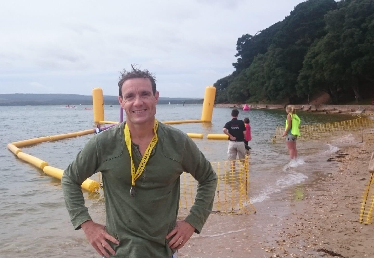 Simon Griffiths - H2OpenWater Magazine