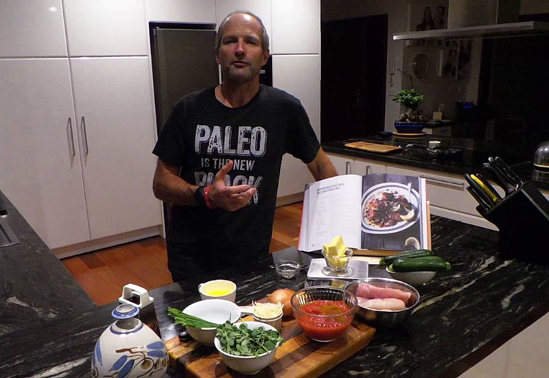 Becoming A Lean Athlete with Andre Obradovic