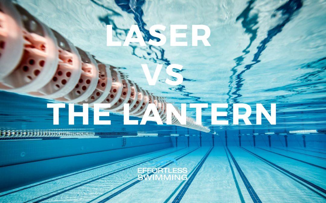 Laser vs the Lamp