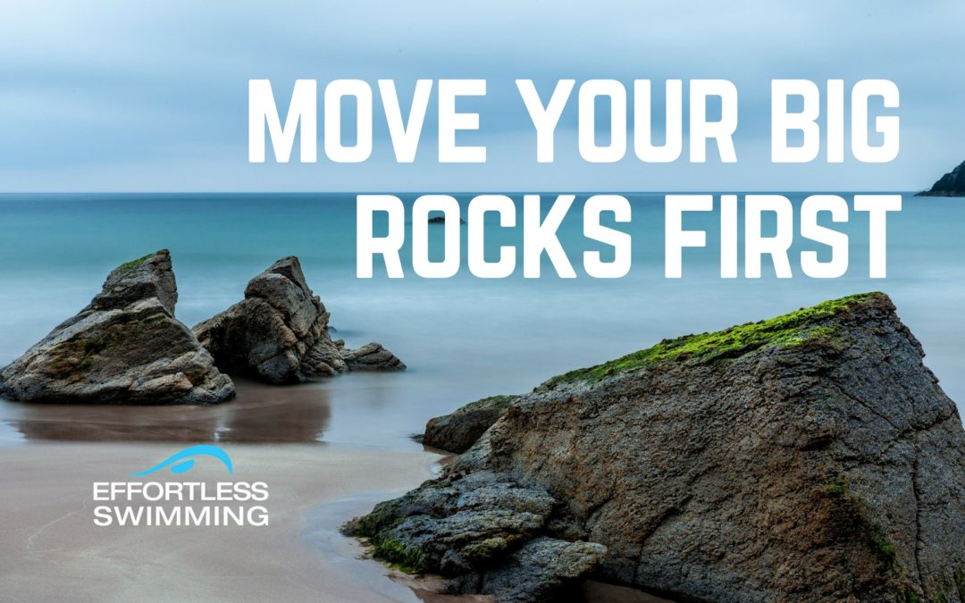 Move Your Big Rocks First