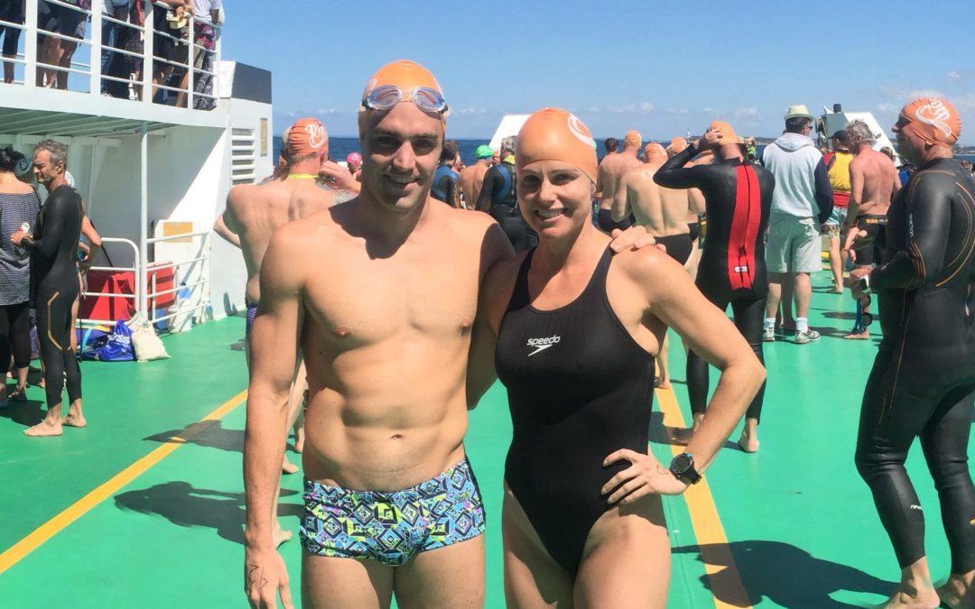 How To Train For 10km+ Swims with Lisandra de Carvalho
