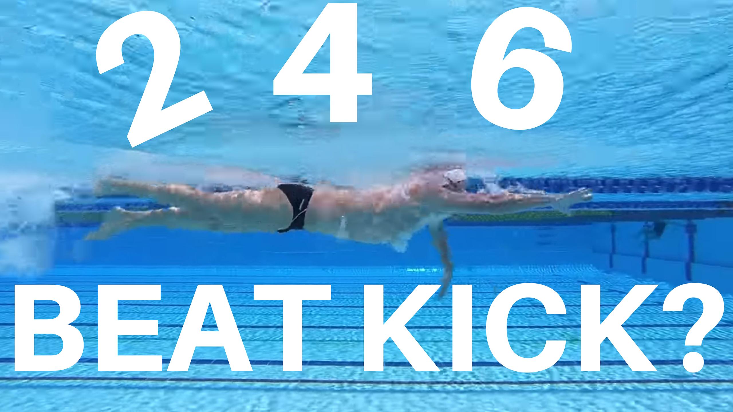 2-Beat, 4-Beat or 6-Beat Kick?