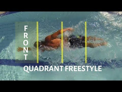 Why You Can't Swim Front Quadrant Freestyle