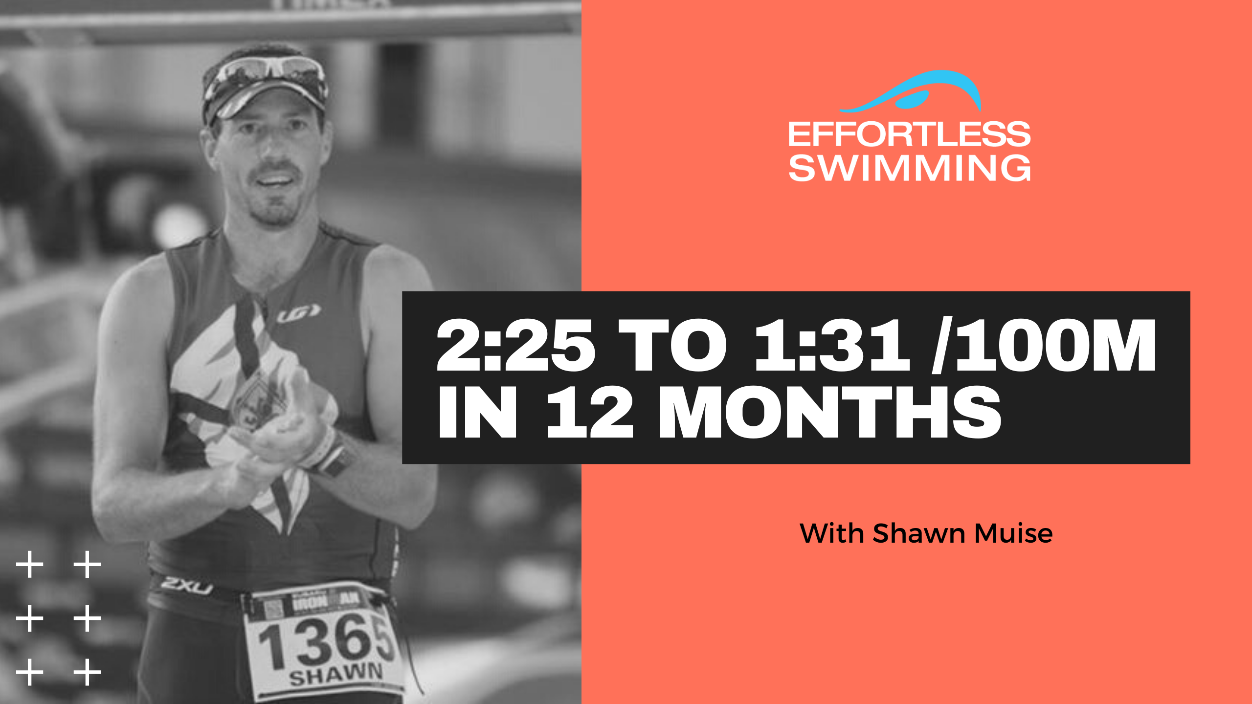 2:25 to 1:31/100m In 12 Months With Shawn Muise
