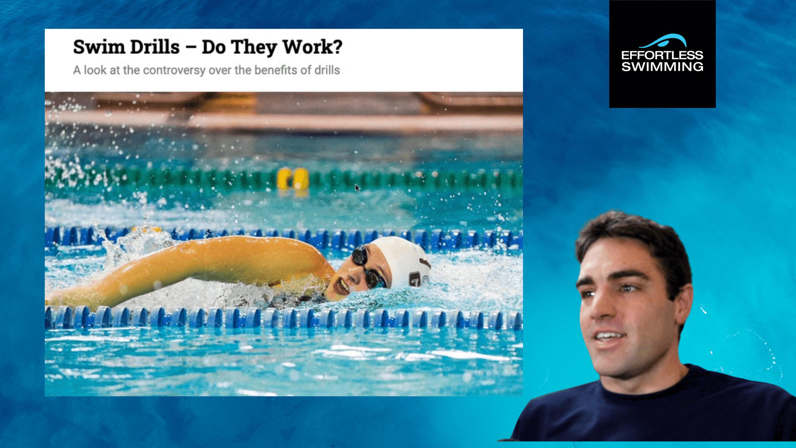 Do Swim Drills Work?