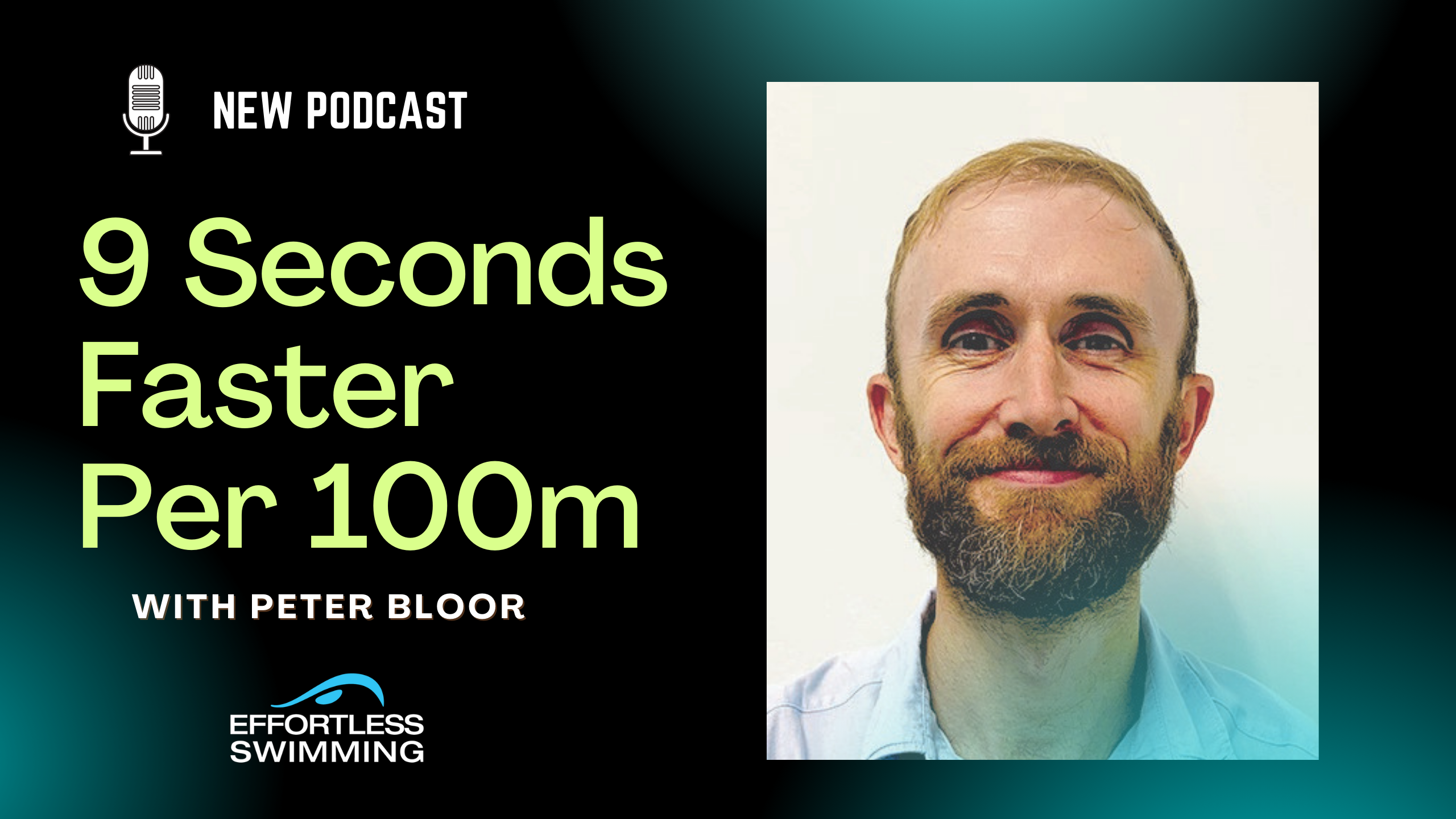 9 Seconds Faster Per 100m with Peter Bloor